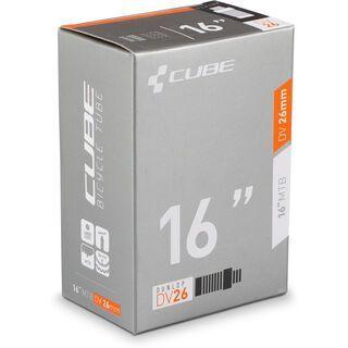 Cube Schlauch 16 Junior/MTB DV - 1.75-2.25