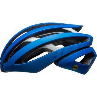 Bell Zephyr MIPS, blue/white - Fahrradhelm