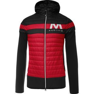 Martini Monterosso, ruby/black - Thermojacke