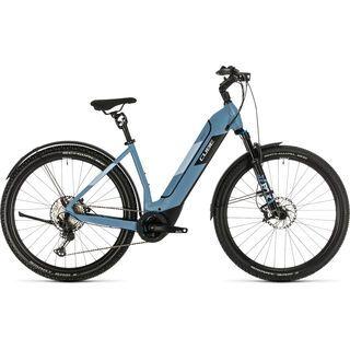 Cube Nuride Hybrid SL Allroad 2020, blue´n´blue - E-Bike