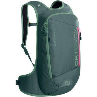 Ortovox Powder Rider 16, green dust - Rucksack