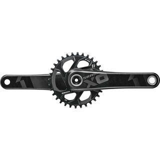 SRAM X01 X-Sync Kurbel - DM, 32 Z, schwarz