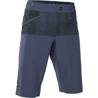 ION Bikeshorts Scrub AMP, blue nights - Radhose