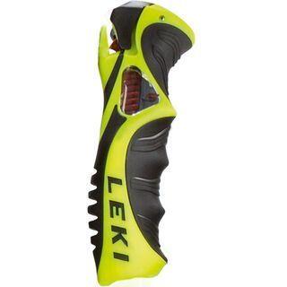 Leki Trigger S Downhill 18 mm - Skigriff, neongelb-schwarz