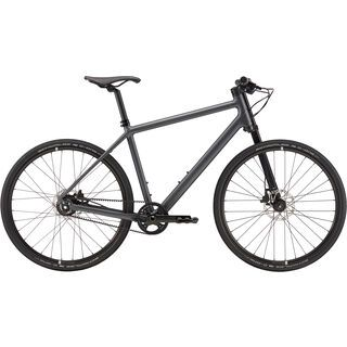 Cannondale Bad Boy 1 2018, black/charcoal gray - Urbanbike