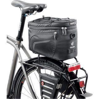 Deuter Rack Top Pack, black - Gepäckträgertasche