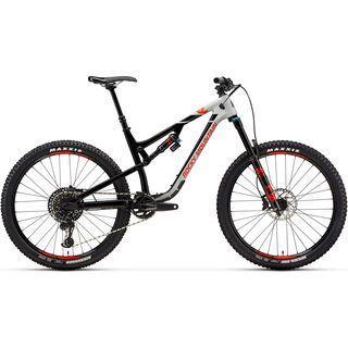Rocky Mountain Altitude Carbon 50 2019, grey/black/red - Mountainbike