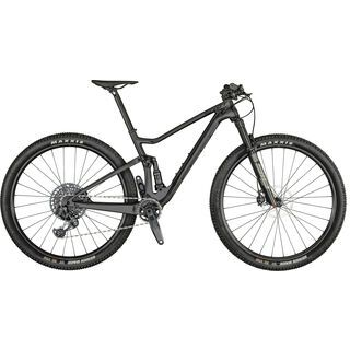 Scott Spark RC 900 Team Issue AXS raw carbon/brushed metall 2021