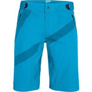 ION Bikeshort Vertex, blue danube - Radhose