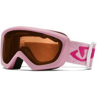Giro Chico, Pink Stars/Amber Rose - Skibrille