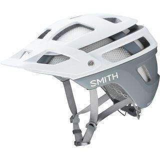 Smith Forefront 2, matte white - Fahrradhelm