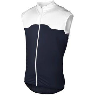 POC AVIP Wind Vest, nickel blue/hydrogen white - Radweste