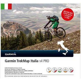 Garmin TrekMap Italien V4 PRO (microSD/SD) - Karte
