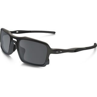 Oakley Triggerman, matte black/Lens: black iridium - Sonnenbrille