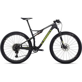 Specialized S-Works Epic FSR Carbon World Cup 29 2017, carbon/hy green/white - Mountainbike