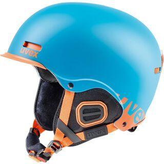 uvex hlmt 5 core, petrol orange - Skihelm