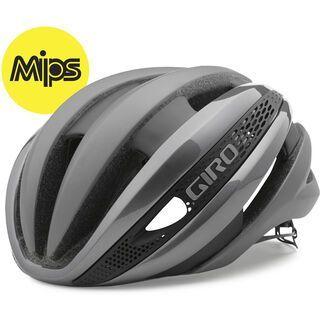 Giro Synthe MIPS, titanium/silver - Fahrradhelm