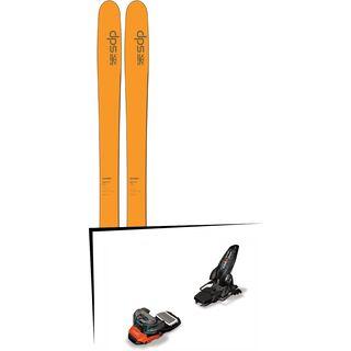 DPS Skis Set: Wailer 99 Hybrid T2 2016 + Marker Lord S.P.14