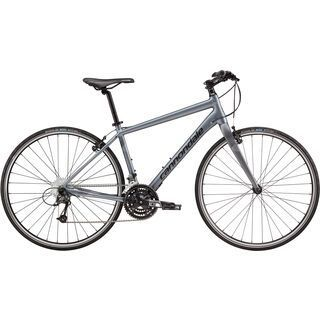 Cannondale Quick 4 2018, charcoal grey/black/silver - Fitnessbike