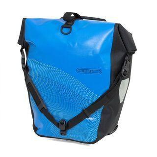 Ortlieb Back-Roller Design Flow, ozeanblau-schw. - Fahrradtasche