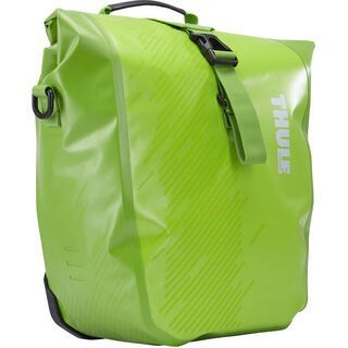 Thule Pack 'n Pedal Shield Pannier Small (Paar), chartreuse - Fahrradtasche