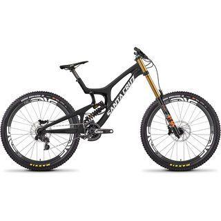 Santa Cruz V10 CC X01 Fox DHX2 ENVE 2018, carbon/white - Mountainbike