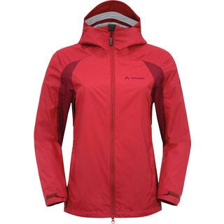 Vaude Women's Yaras Jacket, red - Radjacke