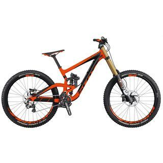 Scott Gambler 710 2015 - Mountainbike