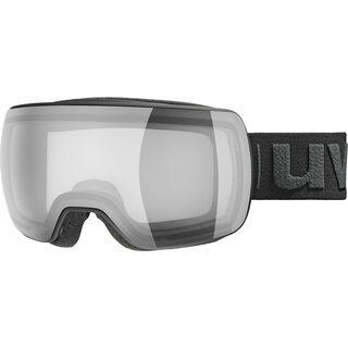 uvex compact VP X, black mat/Lens: variomatic smoke - Skibrille