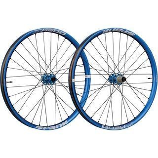 Spank Oozy Trail 395+ Wheelset 29 Plus, blue - Laufradsatz