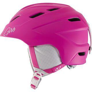 Giro Decade, matte magenta - Skihelm
