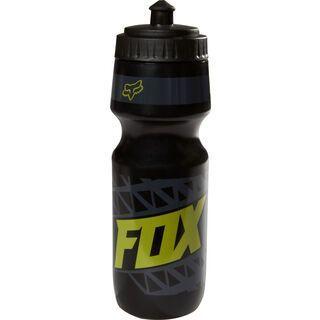 Fox Given Water Bottle, black - Trinkflasche