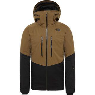 The North Face Mens Chakal Jacket, military olive/tnf black - Skijacke