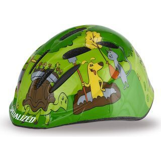 Specialized Small Fry Toddler, Green Garden - Fahrradhelm
