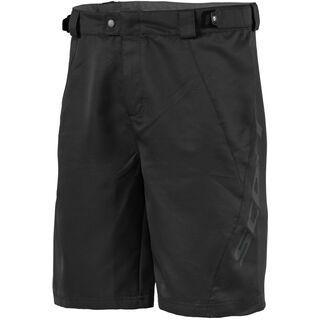 Scott Endurance light LS/Fit w/Pad Shorts, black - Radhose