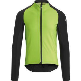 Assos Mille GT Jacket Winter, visibilitygreen - Radjacke