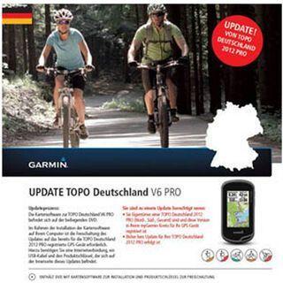 Garmin Topo Deutschland V6 Pro Update (DVD) - Karte