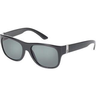 Scott Lyric, black soft touch grey - Sonnenbrille