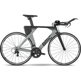 *** 2. Wahl *** BMC Timemachine 02 Three 2018, grey - Triathlonrad | Größe M-S