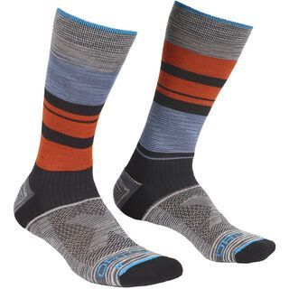 Ortovox All Mountain Mid Socks M multicolour