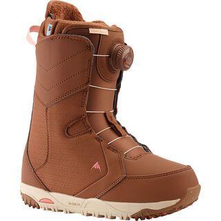 Burton Limelight Boa 2020, brown sugar - Snowboardschuhe