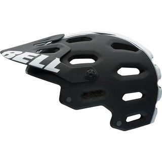 Bell Super 2, matte black white viper - Fahrradhelm