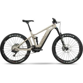 BMC Trailfox AMP One 2018, khaki - E-Bike