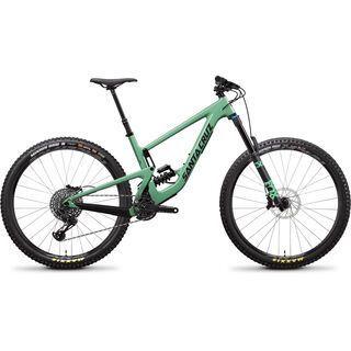 Santa Cruz Megatower C S Coil 2019, green - Mountainbike