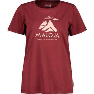 Maloja TurettaM. red monk