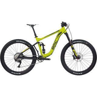 BMC Speedfox 03 Trailcrew SLX 2017, green - Mountainbike