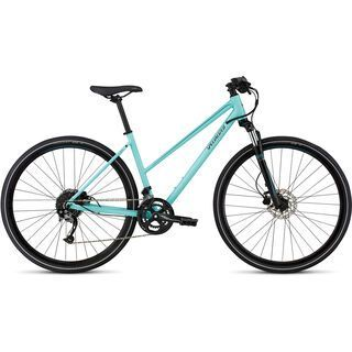 Specialized Ariel Sport Step Through 2018, turquoise/black - Fitnessbike