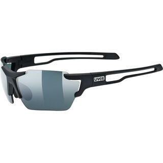 uvex sportstyle 803 cv small, black mat/Lens: colorvision litemirror urban - Sportbrille
