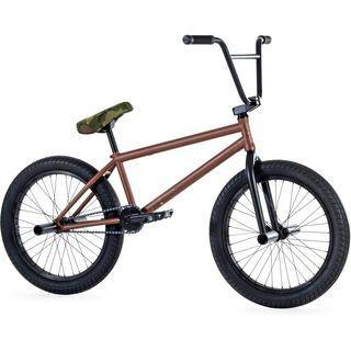 Fiend Type A 2018, brown - BMX Rad