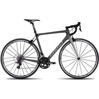Ghost Nivolet Tour LC 3 2016, gray/silver - Rennrad